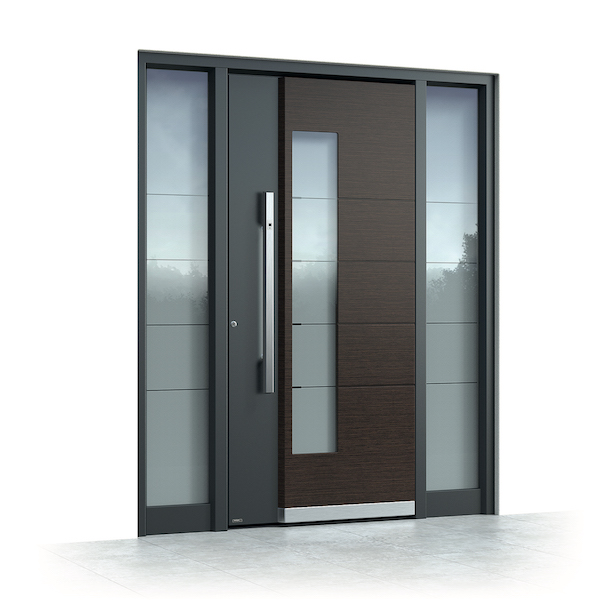 Aluminium Front Doors In Beautiful Modern Designs Neuffer