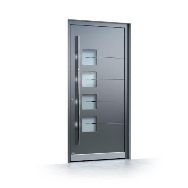 Aluminium Front Doors In Beautiful Modern Designs Neuffer
