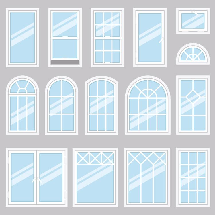Fensterarten Grosse Auswahl Fenstertypen Neuffer De