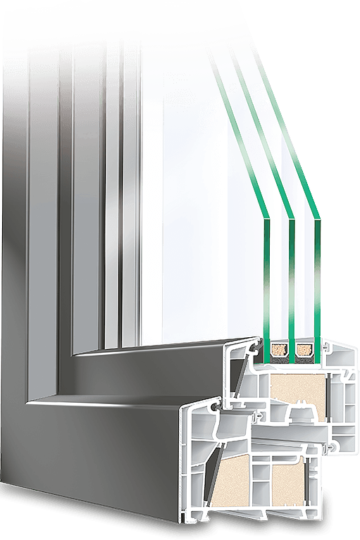 twinset energeto 8000ed kunststoff alu fenster. Black Bedroom Furniture Sets. Home Design Ideas