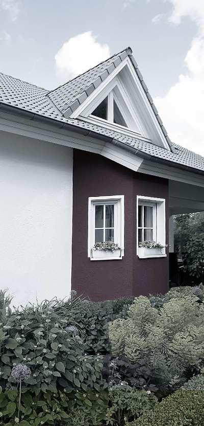 dreiecksfenster mit rollladen nach ma. Black Bedroom Furniture Sets. Home Design Ideas