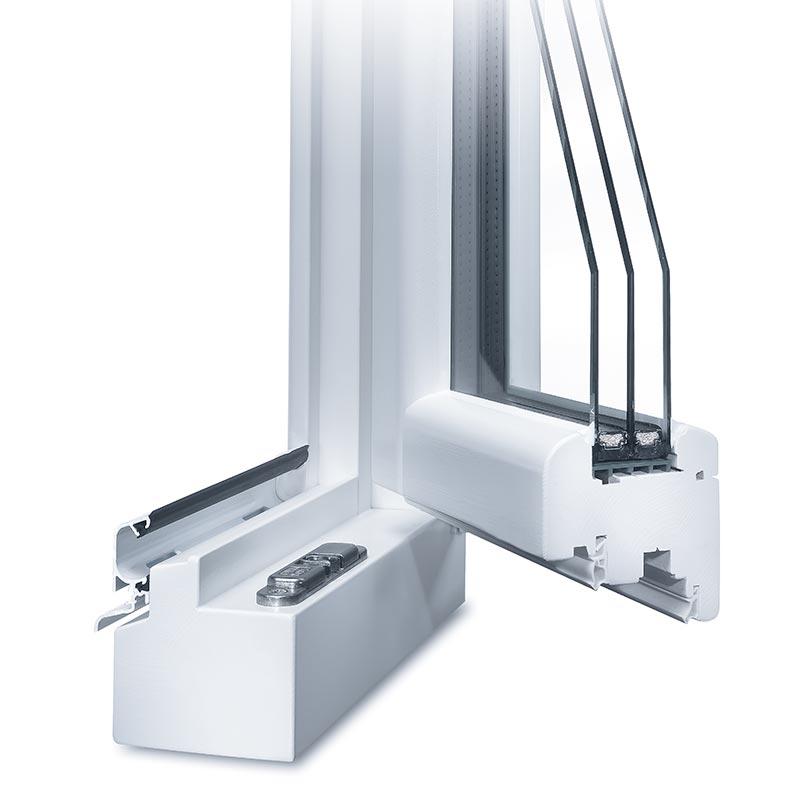 3 fach verglasung sprossenfenster mit fenster schallschutz
