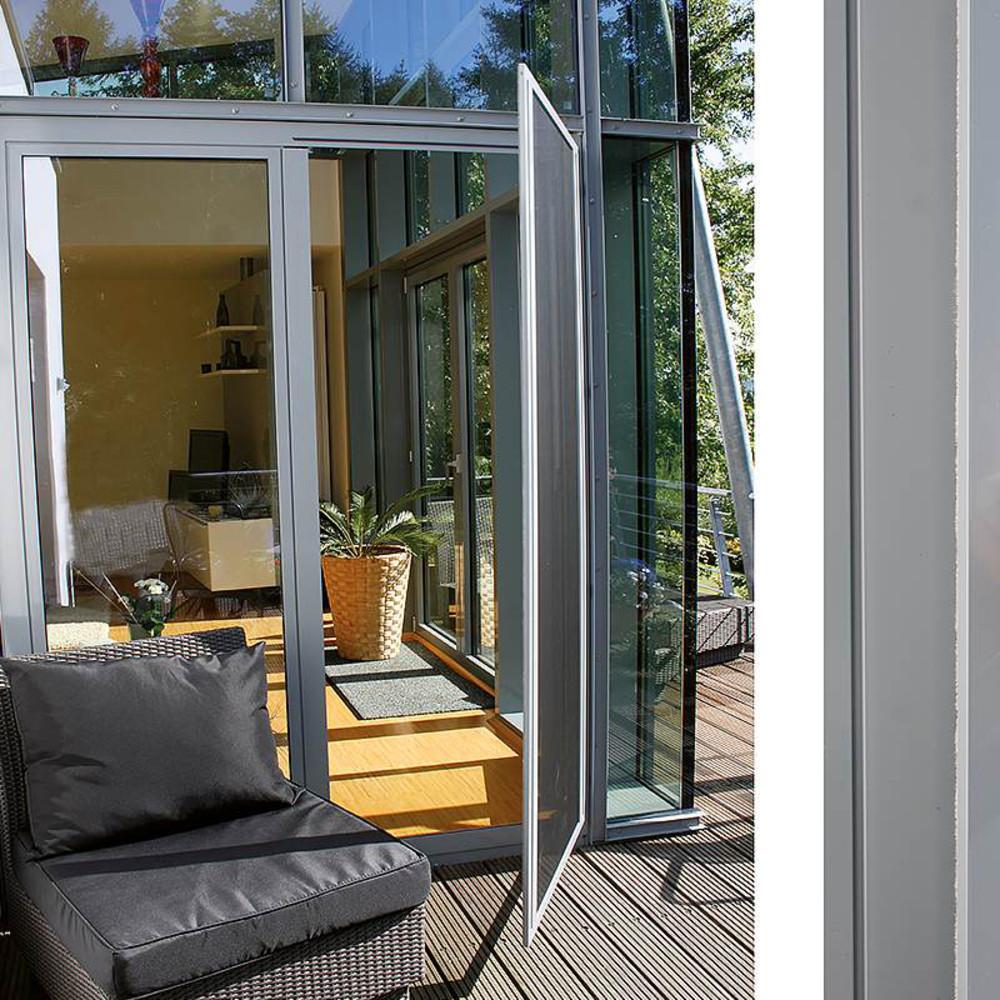 Insektenschutztur Fur Balkon Schiebeturen Ohne Bohren Neuffer De