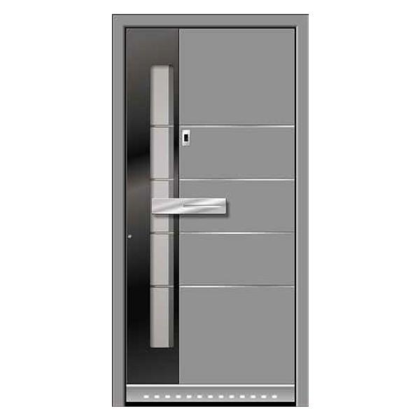 Aluminium Door Designs : Aluminium front doors in beautiful modern designs neuffer