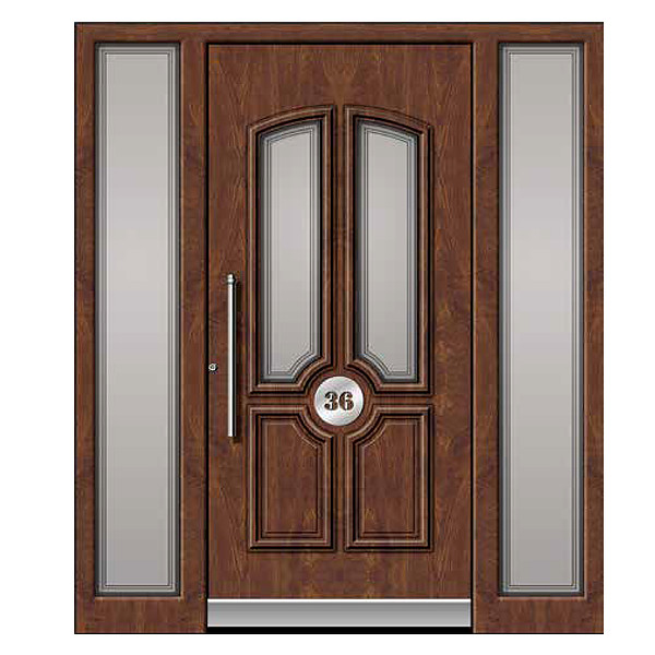 Design Aluminium Windows And Doors : Aluminium front doors in beautiful modern designs neuffer
