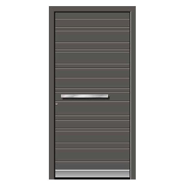 Modern Aluminum Doors : Aluminium front doors in beautiful modern designs neuffer
