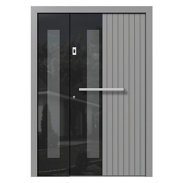 Entry Door with electronic Lock