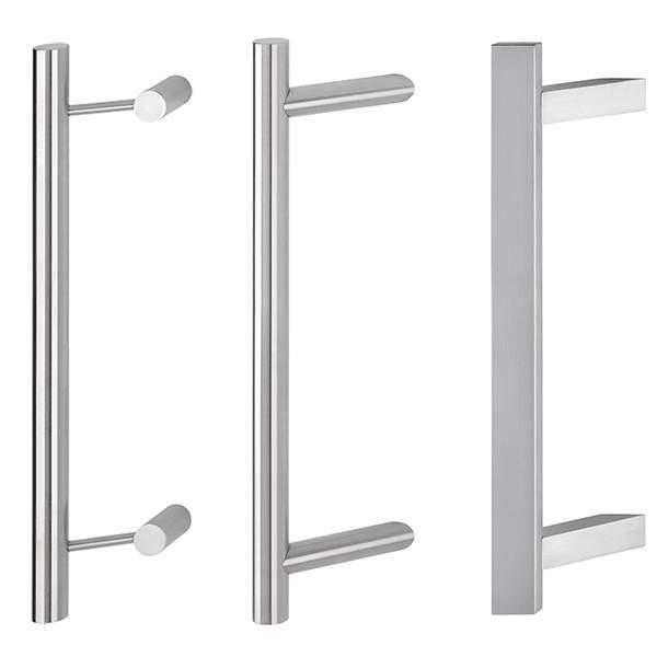 front door handlebars