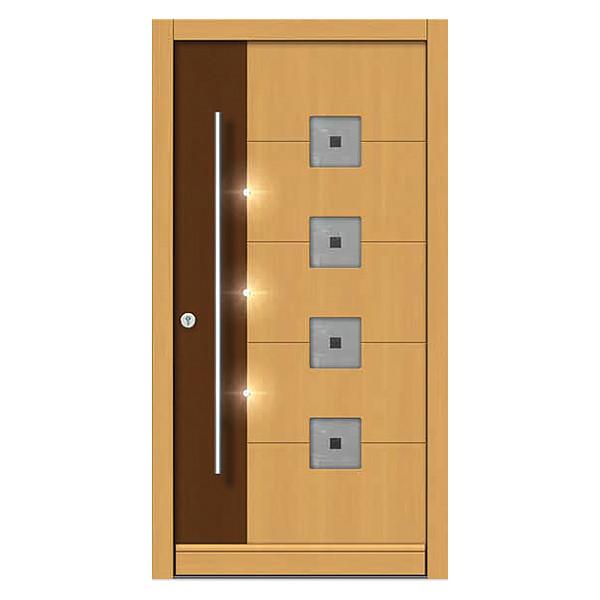 Timber Front Doors Modern And Traditional Custom Built Doors Neuffer