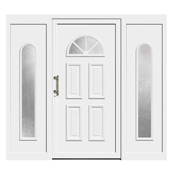 White Front Door Front Door With Sidelights Wood White Nongzico