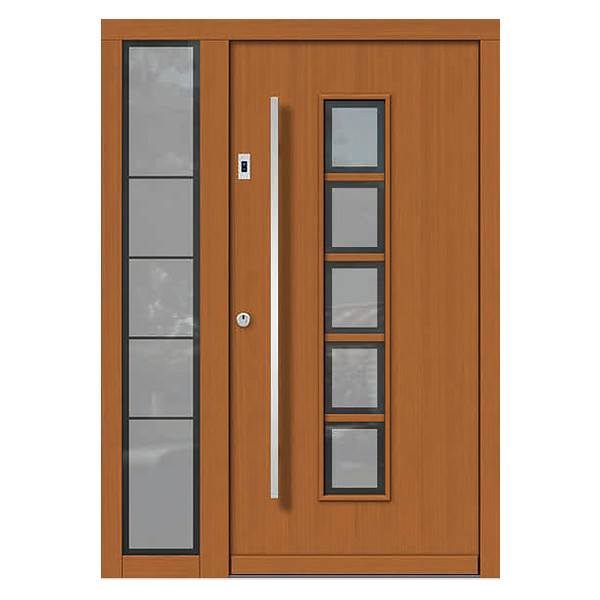 Timber Front Doors 187 Modern And Traditional Custom Built