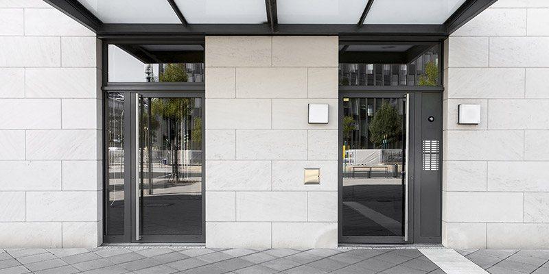 Turbo Haustür Glas » Eingangstüren mit Glaseinsatz & Glasfüllung AE63