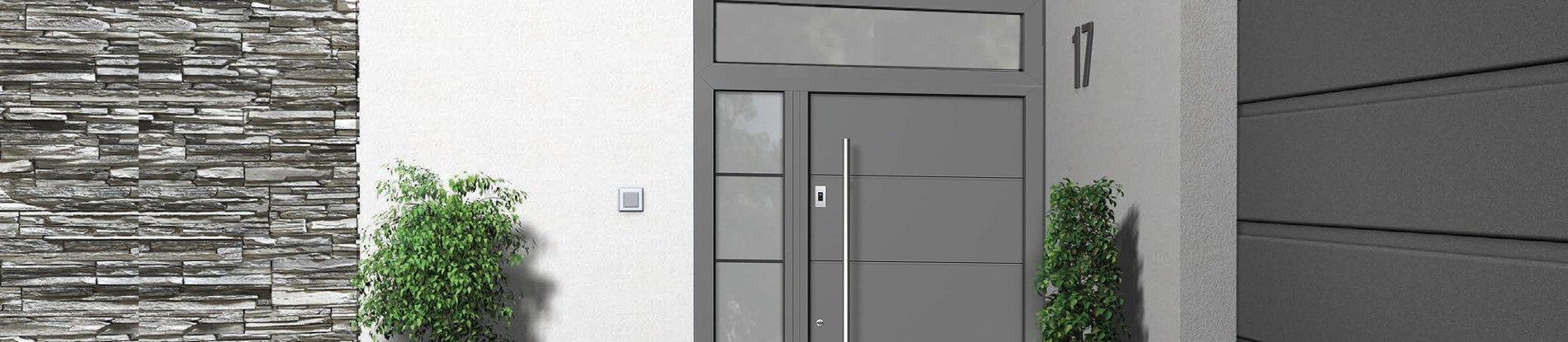 haust r mit oberlicht preise kosten ermitteln. Black Bedroom Furniture Sets. Home Design Ideas
