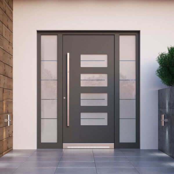 Extrem Moderne Haustüren in vielen Designs kaufen | neuffer.de WK17