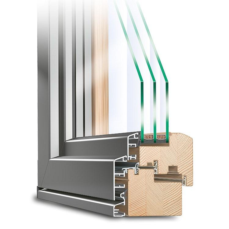 Holz-Alu Fenster Preise berechnen vom Hersteller | neuffer.de
