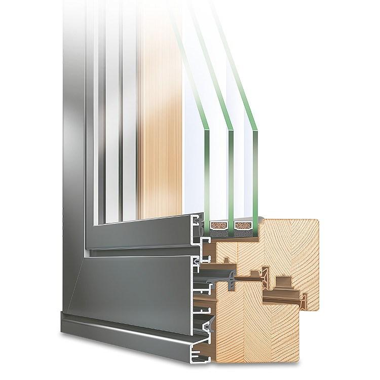 Favorit Holz-Alu Fenster Preise berechnen vom Hersteller | neuffer.de GN31