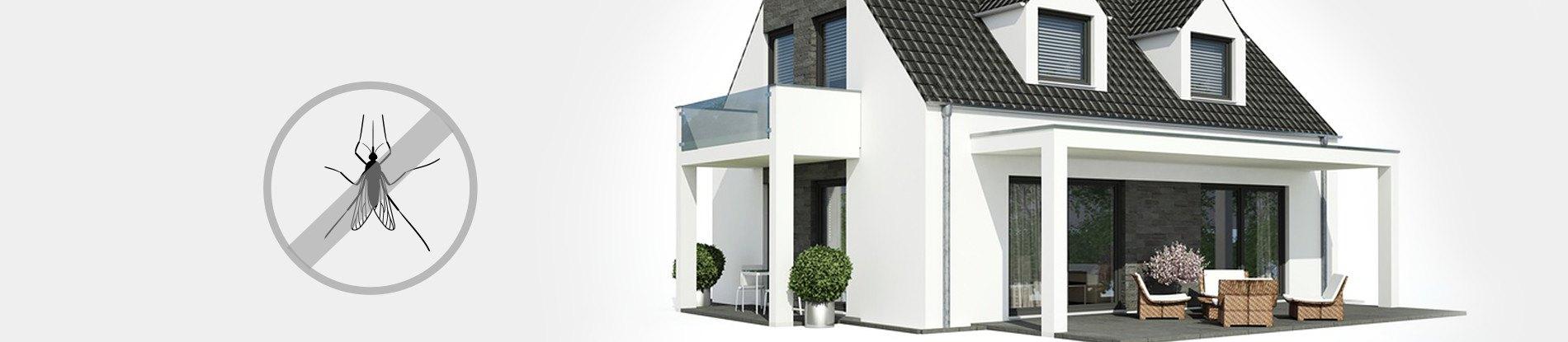 insektenschutz f r fenster nach ma ohne bohren. Black Bedroom Furniture Sets. Home Design Ideas