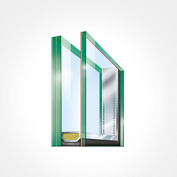Gut bekannt Sicherheitsglas Fenster kaufen nach Maß | günstige Preise | neuffer.de OE68