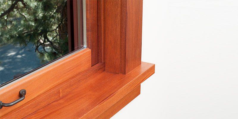 Hardwood Window Sill Neuffer