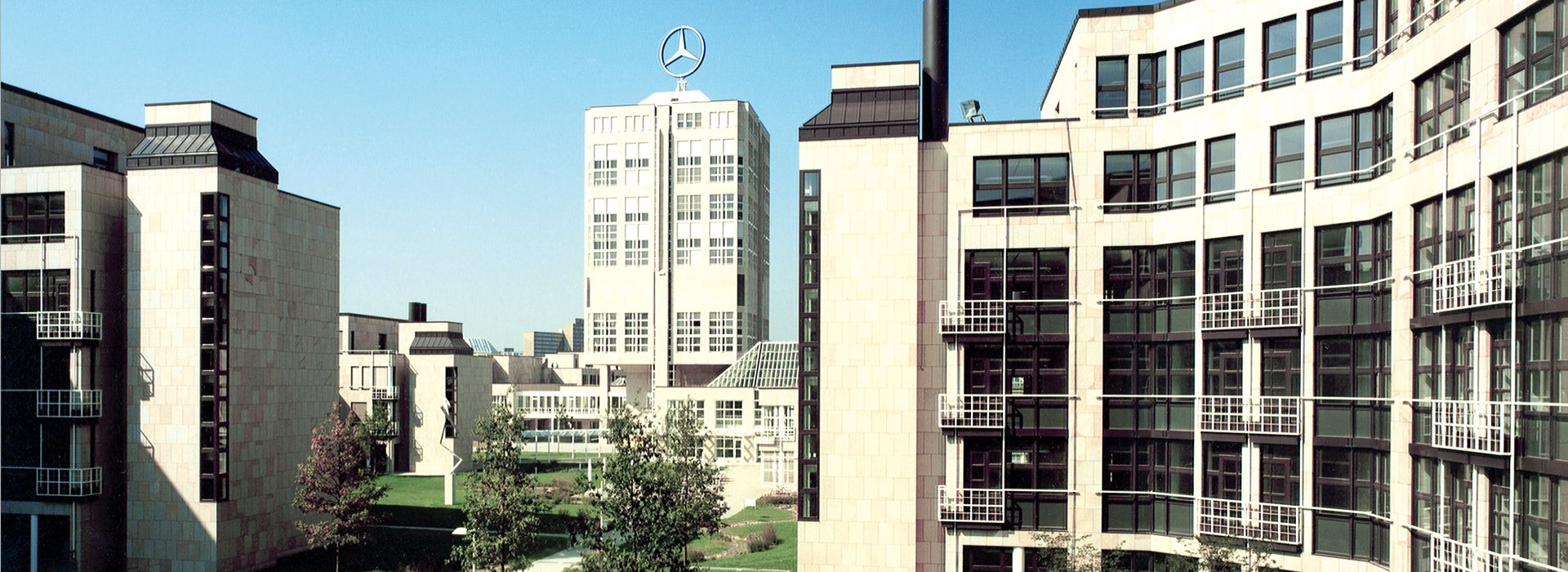 Daimler Headquarters, Stuttgart / Germany