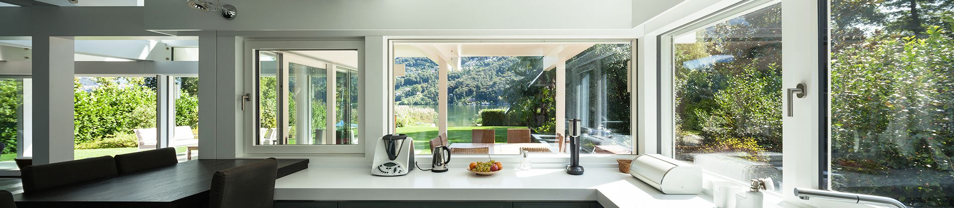 Kitchen Windows Modern And Easy To Care For Neuffer