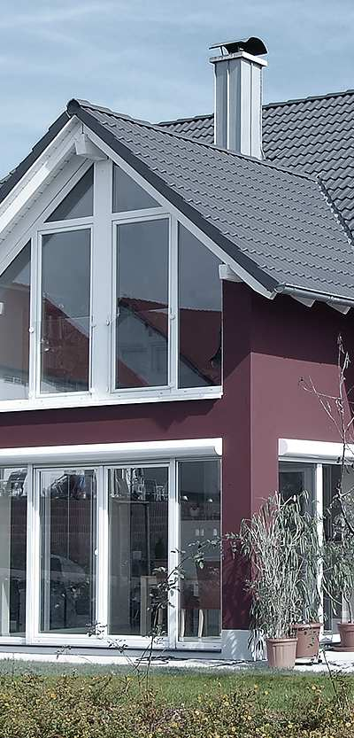Triangular Windows Of Different Sizes Amp Materials Neuffer