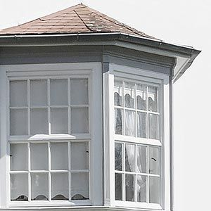 bay windows