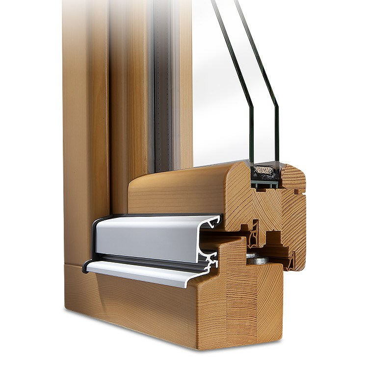 Holzfenster SOFTLINE Profil