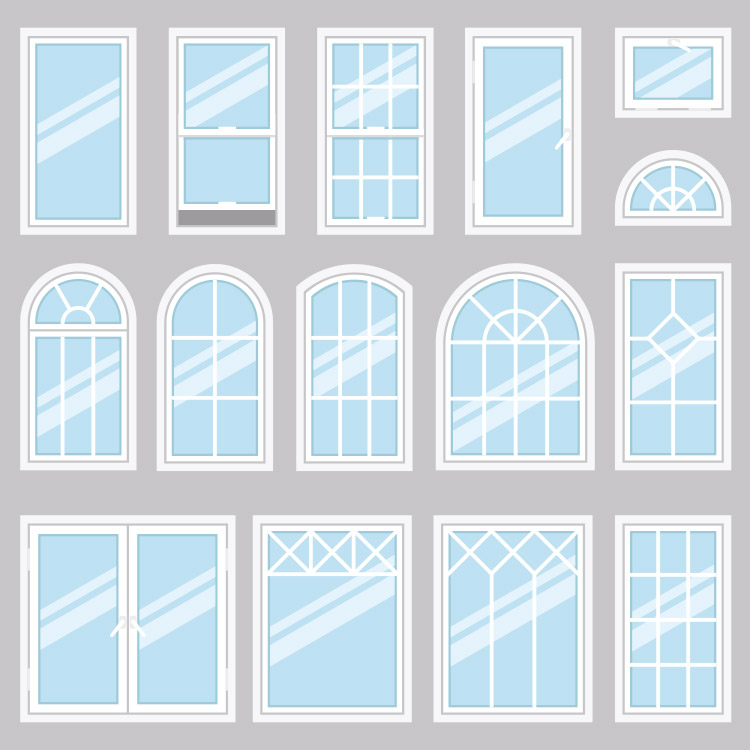 An Overview of Different Window Types