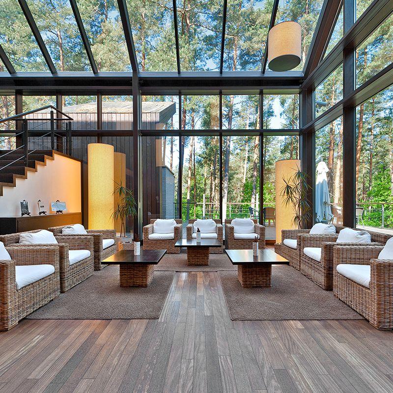 Fabulous Wintergarten Aluminium » Preise & Infos direkt anfordern | neuffer.de HV55